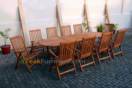 Teak Dining Sets 010 - TS-010