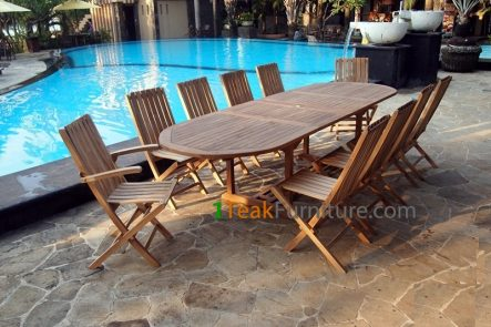 Teak Dining Sets - TS-001