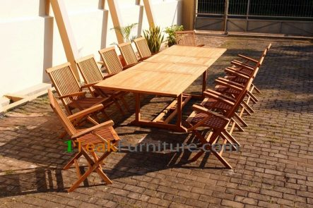 Teak Dining Sets 012 - TS-012