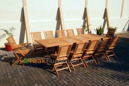 Teak Dining Sets 013 -TS-013