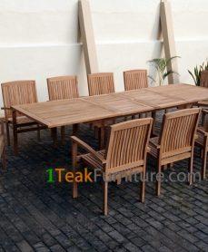 Teak Dining Sets