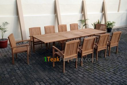 Teak Dining Sets 016 - TS-016