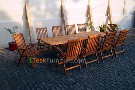 Teak Dining Sets 018 - TS-018