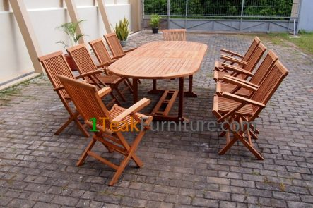 Teak Dining Sets 020 - TS-020