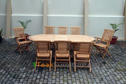 Teak Dining Sets 024 - TS-024