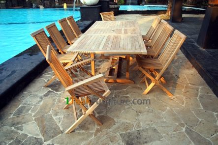 Teak Dining Sets 028 - TS-028