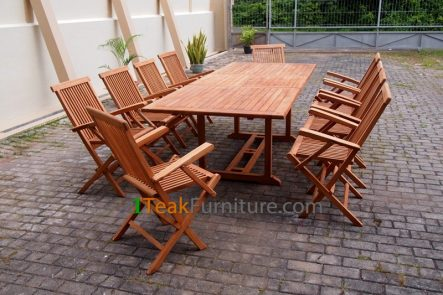 Teak Dining Sets 029 - TS-029