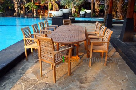 Teak Dining Sets - TS-003