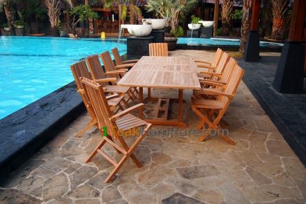 Teak Dining Sets 031 - TS-031