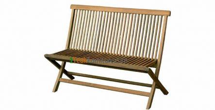 Teak Folding Bench - TB-001