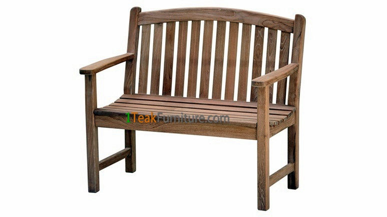 Curved Java Bench 100