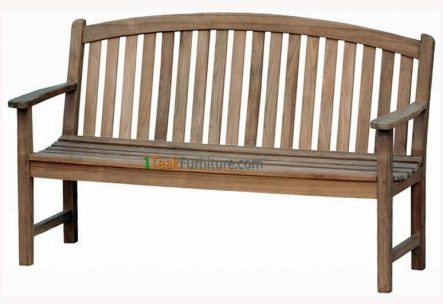 Curved Java Bench 150