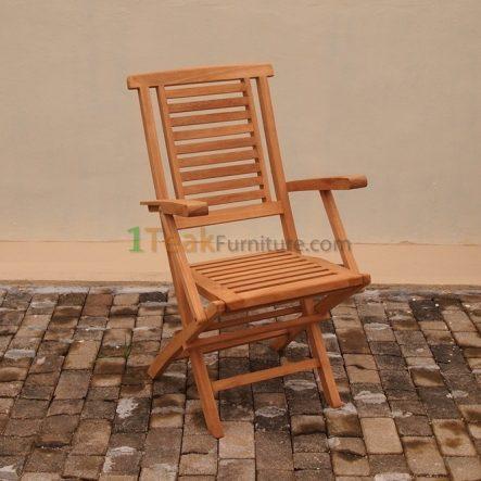 Diana Folding Arm Chair - TC-004