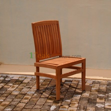 Marley Stacking Arm Chair  -  TC-009