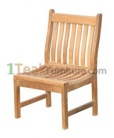 Teak Lengkung Java Chair