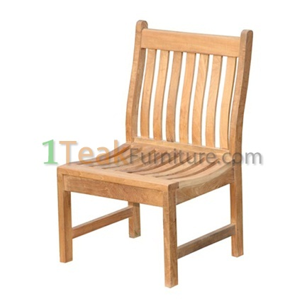 Teak Lengkung Java Chair