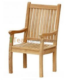 Teak Gartenmobel Arm Chair