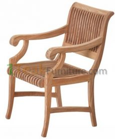 Teak Nova Arm Chair