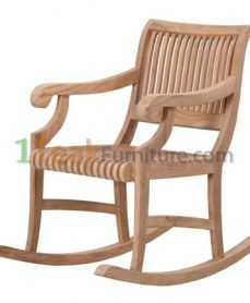 Teak Nova Rocking Arm Chair