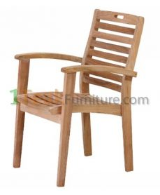 Teck Jardin Stacking Chair