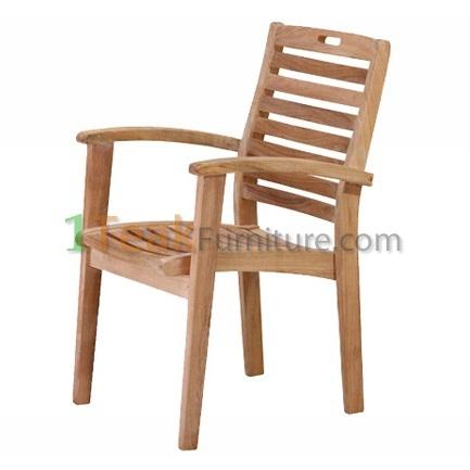 Teck Jardin Stacking Chair