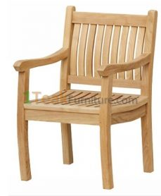Teak Modiv Java Arm Chair