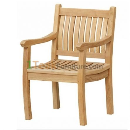 Teak Modiv Java Arm Chair