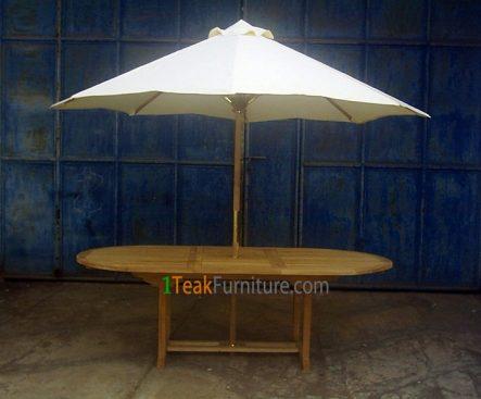 Round Umbrella 300 cm