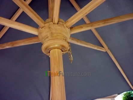 Round Umbrella 250 cm TA-004