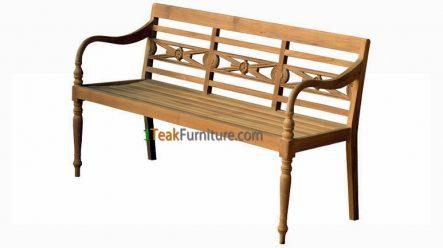 Jardim Classic Bench 150