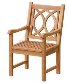 Teak Art Java Arm Chair