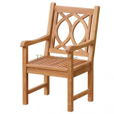 Teak Art Java Arm Chair