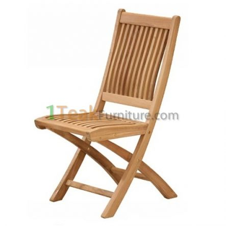 Mobili Teak folding Chair