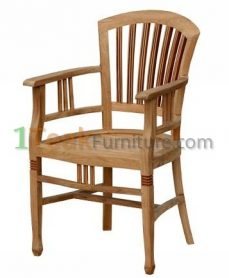 Teak Ballero Arm Chair
