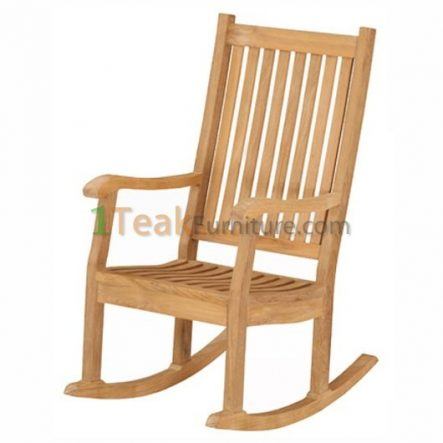Teak Dona Rocking Chair