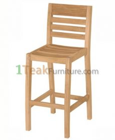 Teak Kuta Bar Chair