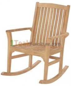 Teak Beta Rocking Chair
