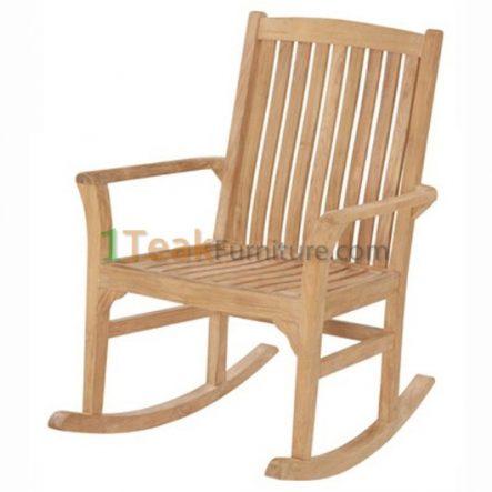 Teak Beta Rocking Chair