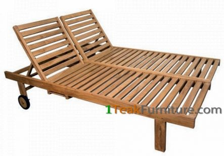 Double Hawaii Lounger