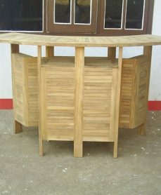 Teak Bar Table