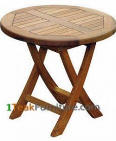 Small Folding Table C