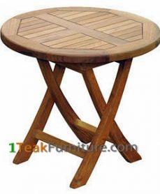 Small Folding Table C