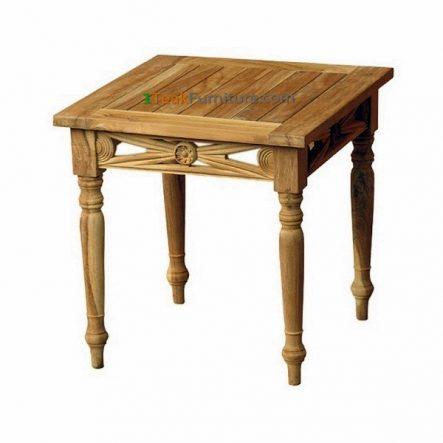 Teak Small Classic Table