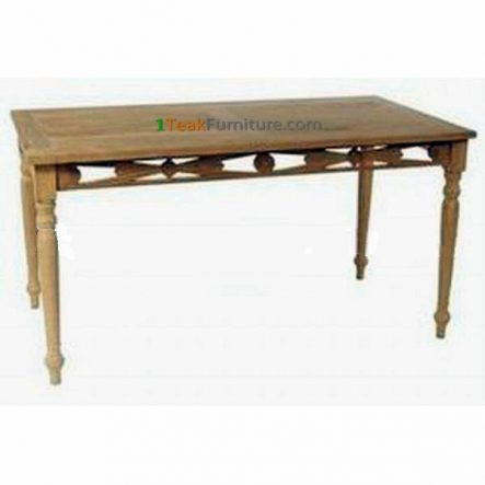 Teak Classic Table 150