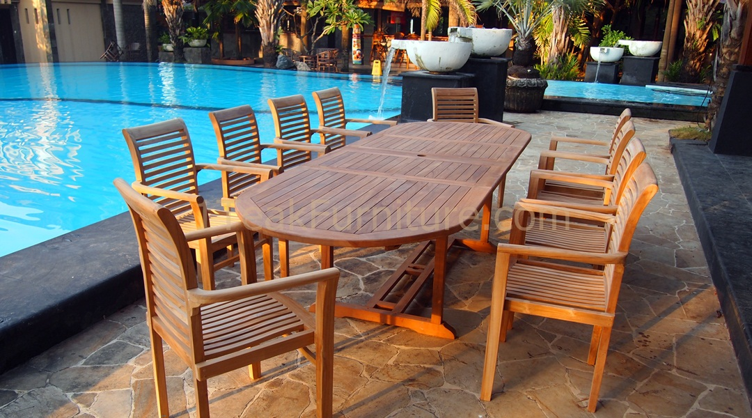 garden teak furniture supplier