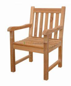 Teak Java Arm Chair
