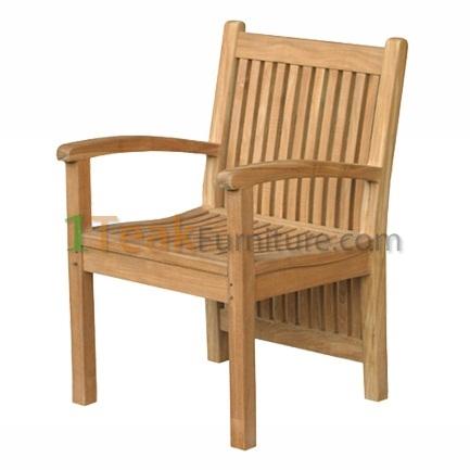 Teak Arm Chair