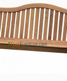 Teca Jardin Bench 150