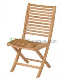 Teca Folding Chair