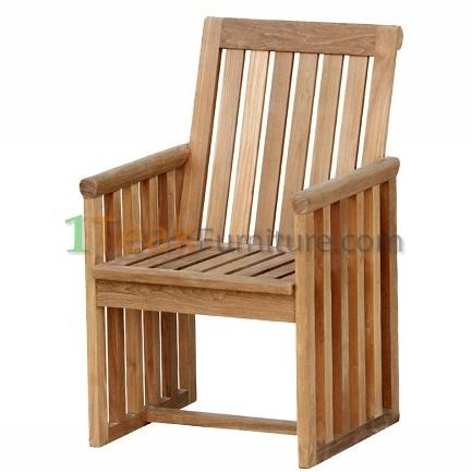 Teakholz Barbara Arm Chair